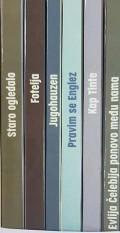 Izabrana djela 1-6 Enver Enko Mehmedbašić