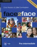 Face2face Pre-intermediate B1 Class Audio CDs (2nd Edition)