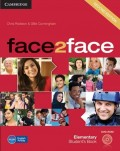 Face2face Elementary Students Book A1 & A2 with DVD-ROM (2nd Edition)