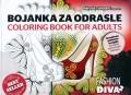 Bojanka za odrasle - Fashion Diva 2