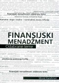 Finansijski menadžment - odabrane teme