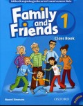 Family and Friends 1 Class Book + Audio CD