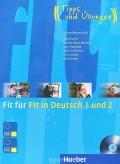 Fit für Fit in Deutsch 1 und 2, Lehrbuch mit integrierter A1-A2, Audio-CD