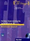 Fit fürs Österreichische Sprachdiplom B2, Lehrbuch mit integrierter Audio-CD