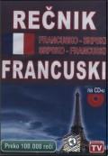 Francusko-srpski / srpsko-francuski rečnik na CD