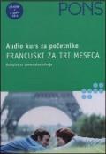 Francuski za tri mjeseca, audio kurs za početnike