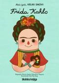 Frida Kahlo - iz serije Mali ljudi