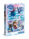 Frozen - 2 x 60 Puzzle