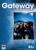 Gateway 2nd Edition B2+ Digital Students Book Pack
