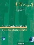 Fit fürs Goethe-Zertifikat C2, Lehrbuch mit 2 integrierten Audio-CDs