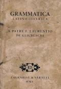 Grammatica Latino-Illyrica