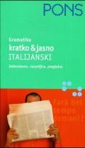 PONS Gramatika kratko i jasno - Italijanski (Jednostavno izlaganje gramatike)