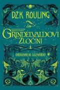 Fantastične zveri - Grindelvaldovi zločini, originalni scenario
