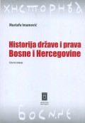 Historija države i prava Bosne i Hercegovine