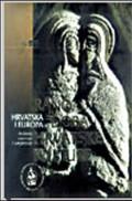 Hrvatska i Europa - kultura, znanost i umjetnost, sv.1. - srednji vijek - rano doba hrvatske kulture