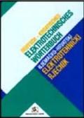 Hrvatsko-njemački elektrotehnički rječnik