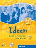 Ideen 1 Arbeitsbuch mit Audio-CD zum Arbeitsbuch A1