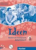 Ideen 3 Arbeitsbuch mit Audio-CD zum Arbeitsbuch B1
