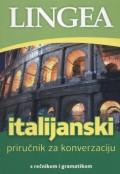 Italijanski priručnik za konverzaciju s rečnikom i gramatikom