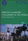 Italijanski za tri mjeseca, audio kurs za početnike
