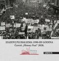 Izazovi pluralizma1990-ih godina, History Fest 2020