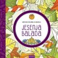 Jesenja balada - antistres bojanke za odrasle