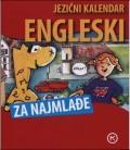 Jezični kalendar engleski za najmlađe