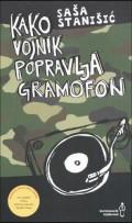 Kako vojnik popravlja gramofon