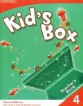 Kids Box 4 - Teachers Book