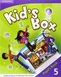 Kids Box 5 - Pupils Book