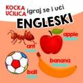 Edukativna kocka učilica - Engleski