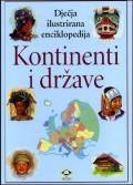 Kontinenti i države - dječja ilustrirana enciklopedija