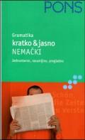 PONS Gramatika kratko i jasno - Nemački (Jednostavno izlaganje gramatike)