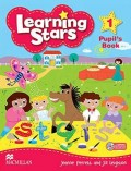 Learning Stars 1 Pupils Book Pack
