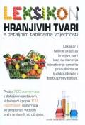 Leksikon hranjivih tvari s detaljnim tablicama vrijednosti