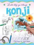 Lude ideje za crtanje - konji