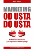 Marketing od usta do usta: kako učiniti potrošače glasnogovornicima kompanije
