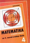 Matematika sa zbirkom zadataka za 4. razred srednje škole
