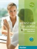 Menschen im Beruf A2+/B1 - Bewerbungstraining, Kursbuch mit Audio-CD