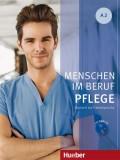 Menschen im Beruf - Pflege A2, Kursbuch mit Audio-CD