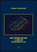 MKE modeliranje u analizi konstrukcije