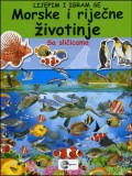 Morske i riječne životinje - sa sličicama