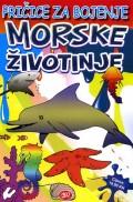 Morske životinje - Pričice za bojenje