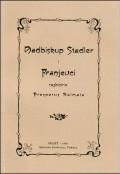 Nadbiskup Stadler i Franjevci