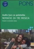 Nemački za tri mjeseca, audio kurs za početnike