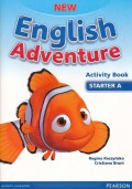 New English Adventure Starter A, Activity Book