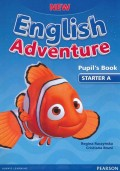 New English Adventure Starter A, Pupils Book
