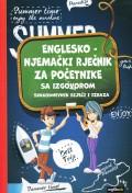 Englesko-njemački rječnik za početnike sa izgovorom, svakodnevnih riječi i izraza