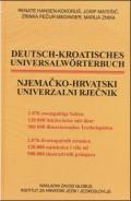 Njemačko-hrvatski univerzalni rječnik