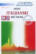 Novi italijanski bez muke - Assimil metoda + 4 CD-a